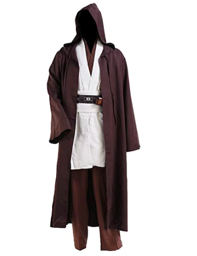 Cosplaysky Adult Outfit for Jedi