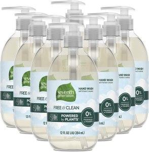best hand soap seventh generation