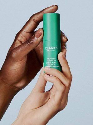 clark's anti-puff eye cream