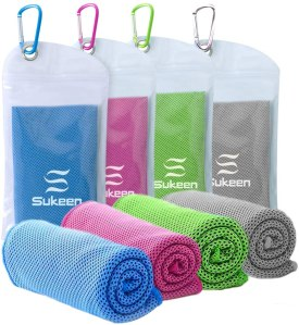 Sukeen cooling towel, cooling towel, best cooling towels