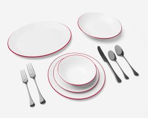 made in tabletop set, dinnerware sets