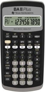 best financial calculator texas instruments ba ii