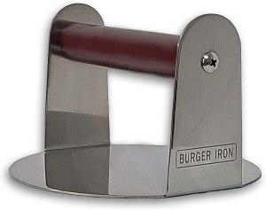 the burger iron