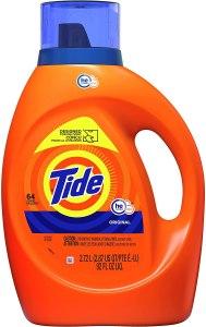 best laundry detergent tide liquid