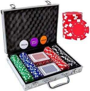 Tocebe poker chips set, professional poker chips