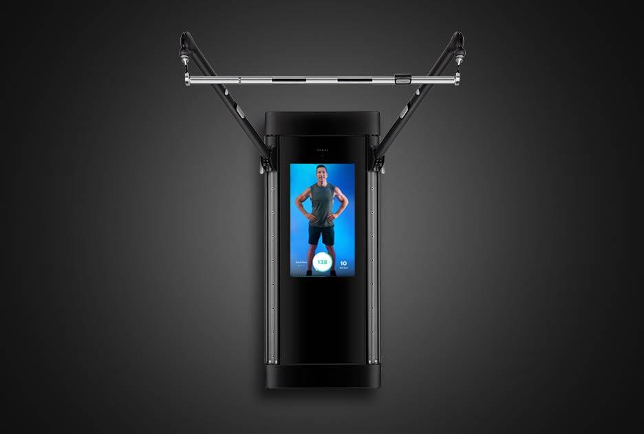 Tonal strength training home gym system, best smart home gym
