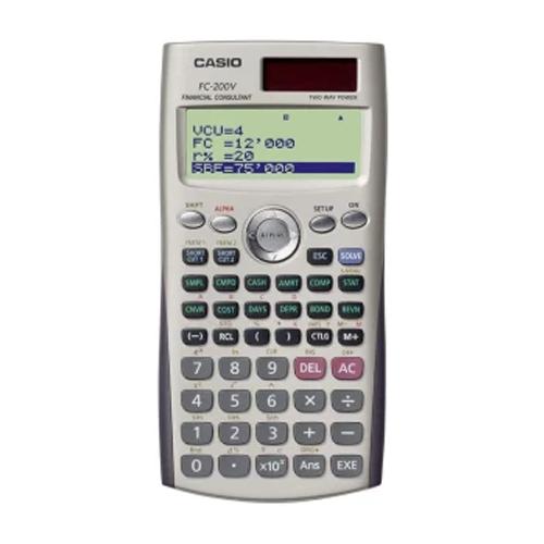 best financial calculator casio fc financial