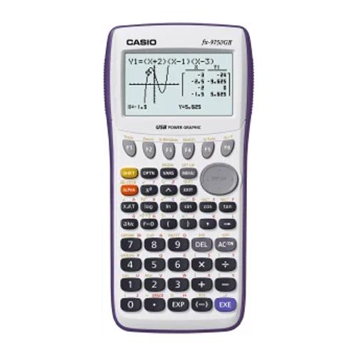casio fx graphing calculator