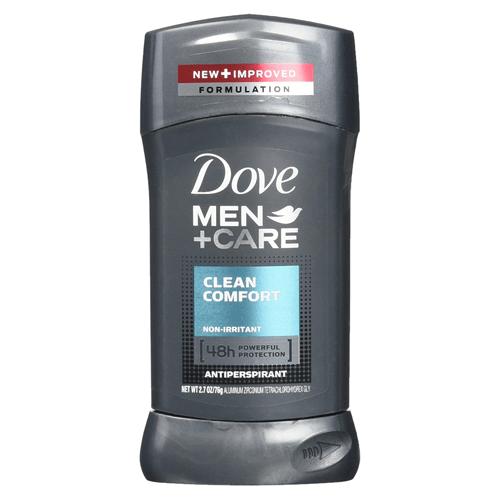Dove Men+Care antiperspirant deodorant stick, cool fresh scent