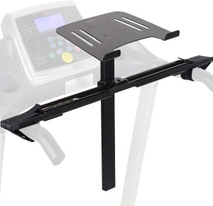 VIVO treadmill laptop stand, desk exercise equipment