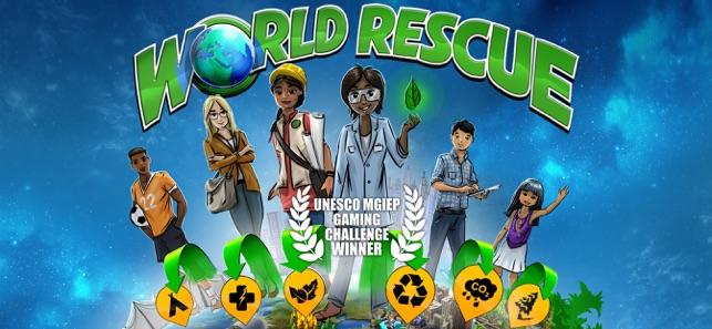 educational video games world rescue zu digital