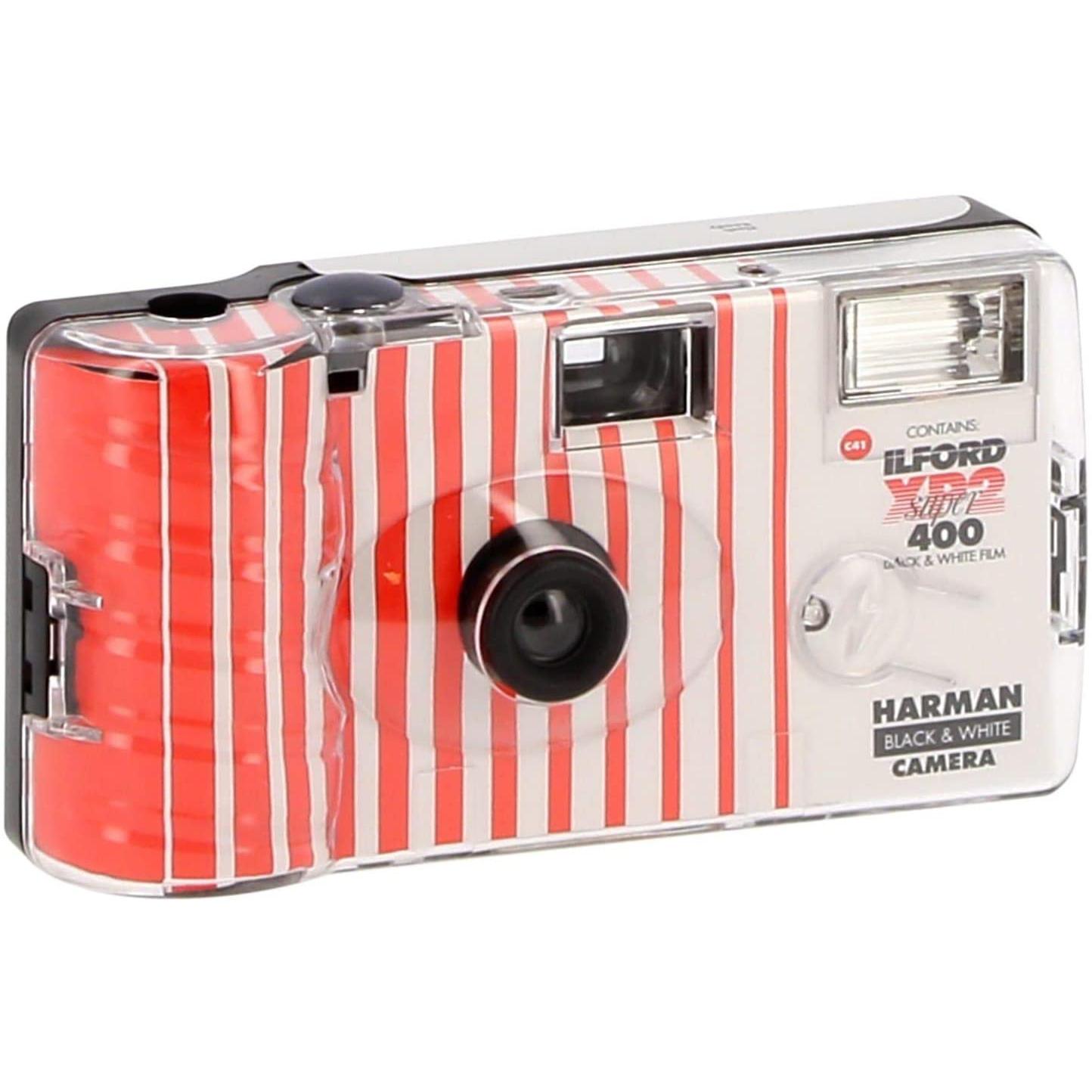 Ilford XP2 Super Single Use Camera