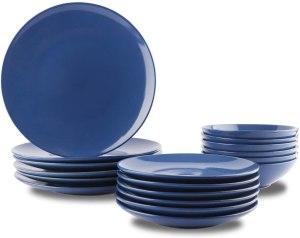 amazon basics dinnerware set