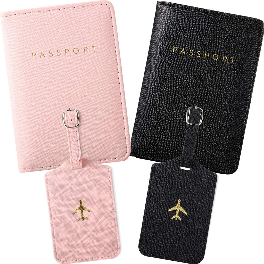assport Covers and Luggage Tags
