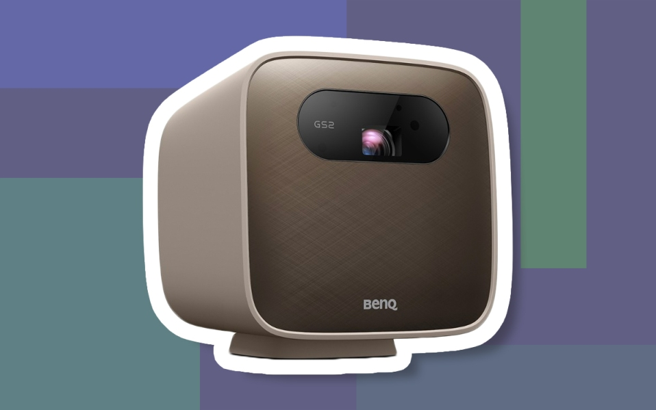 benq portable projector review