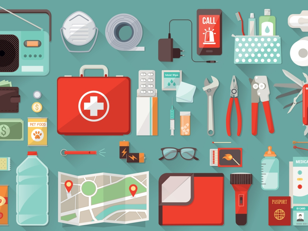 Disasters Can Strike At Any Moment — Here's What We Keep Handy to Stay Prepared