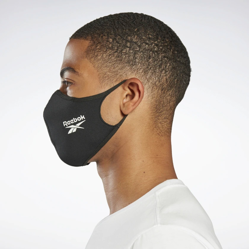 reebok - best face masks for running