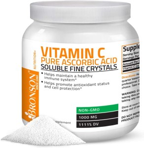 vitamin c powders, best vitamin c powders