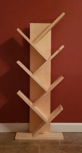 best bookshelf etsy woodwork