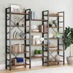 best bookshelf tribesigns industrial
