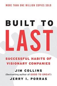 Built to Last, best business books
