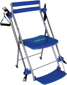 chair gym full workout, desk exercise equipment, working out while working
