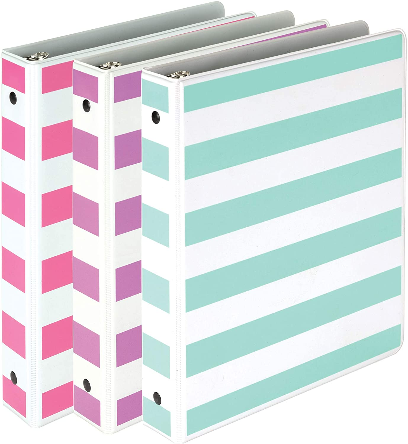 samsill colorful binders, back to school shopping