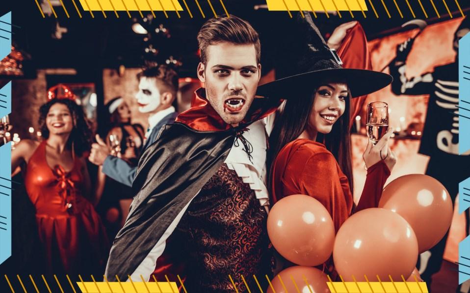 best Couples Halloween Costumes