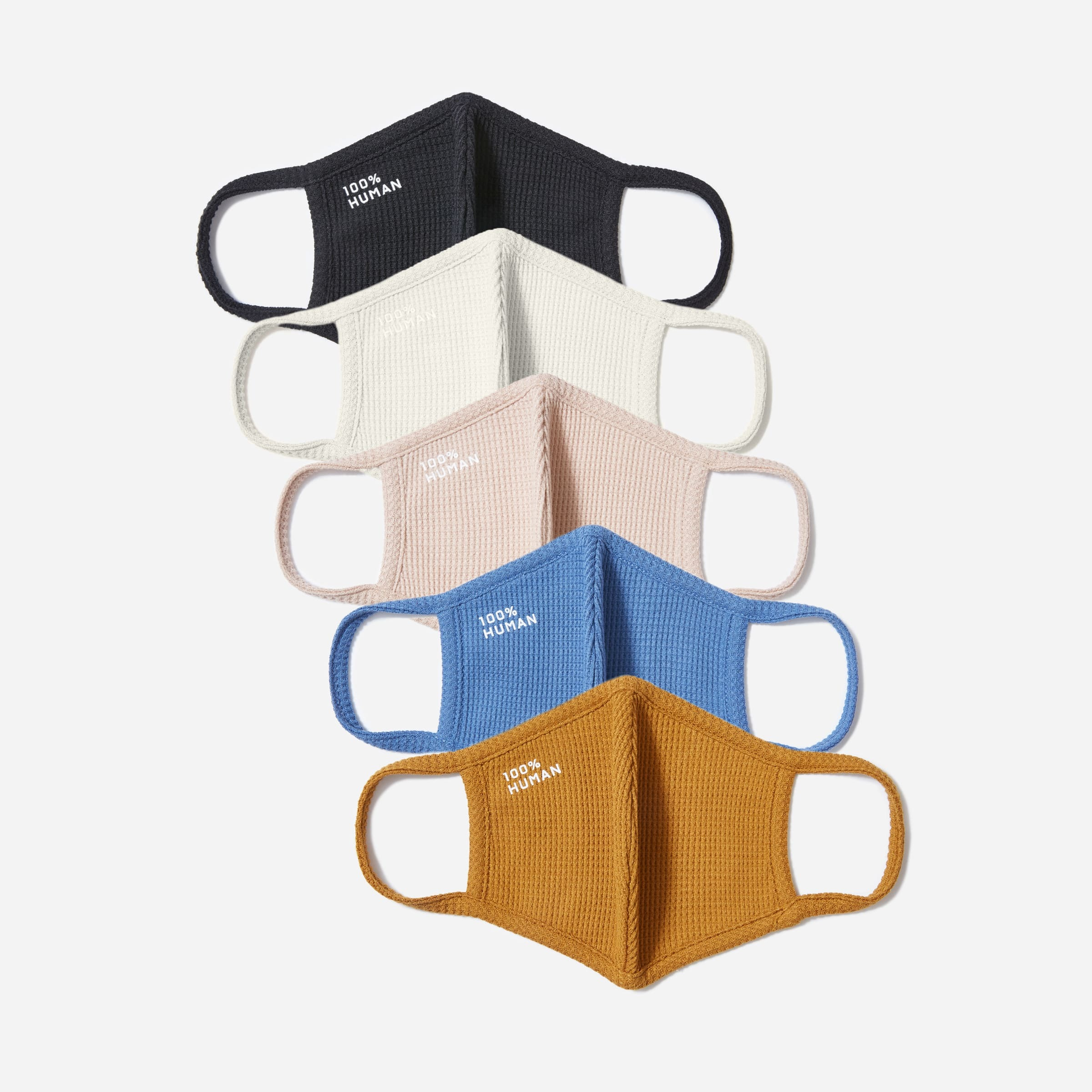 best stocking stuffers - Everlane 100% Human Face Mask 5-Pack