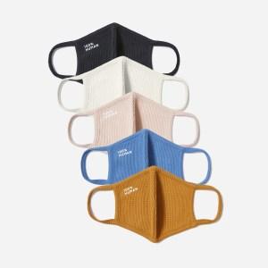 best stocking stuffers - Everlane 100% Human Face Mask 5-Pack