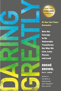 Daring Greatly, best business books