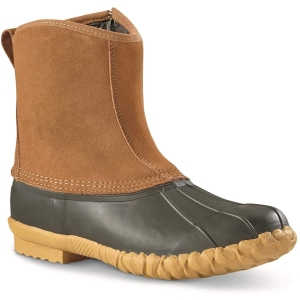 Guide Gear Side-Zip Insulated Duck Boots