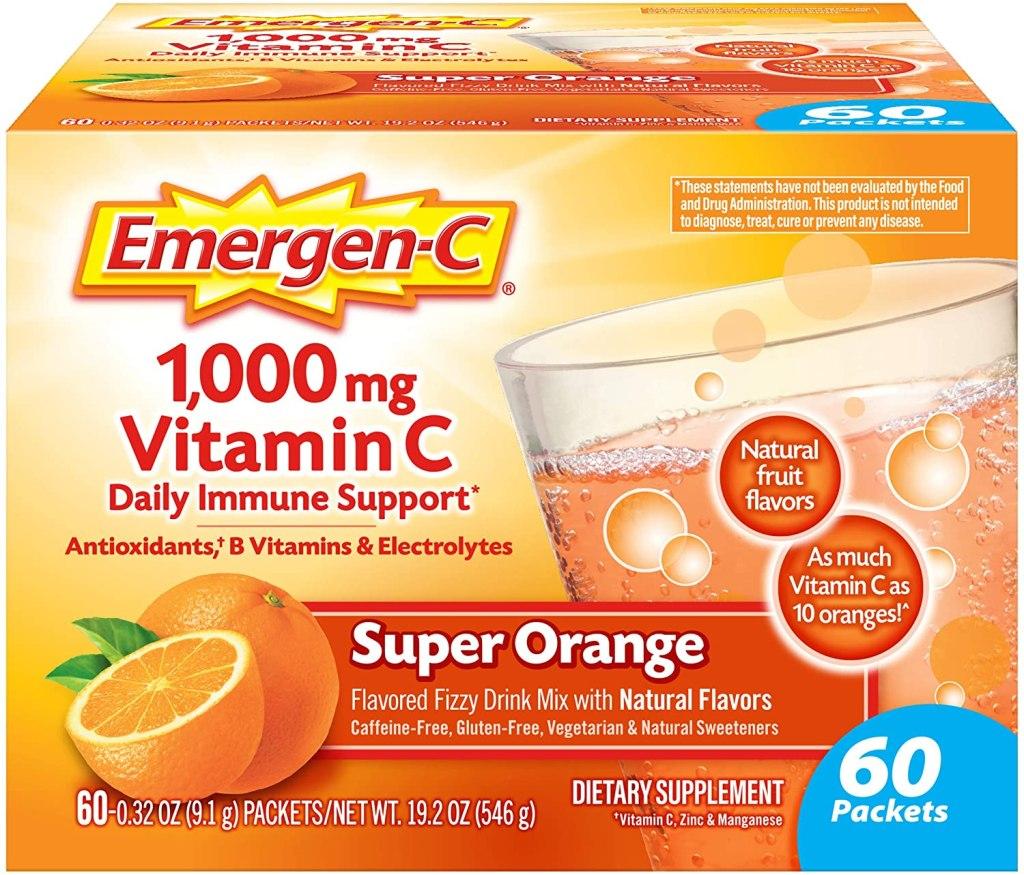 best vitamin c powders - emergenc-c