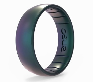 enso rings silicone wedding band
