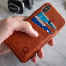 The Ridge Card Case for iPhone 11