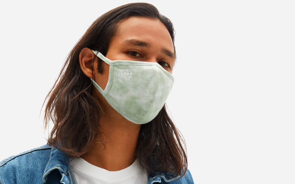 new everlane face masks