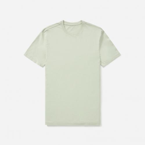 Everlane Uniform Organic Cotton Crew Tee-Shirt