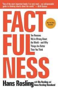 Factfulness, best business books