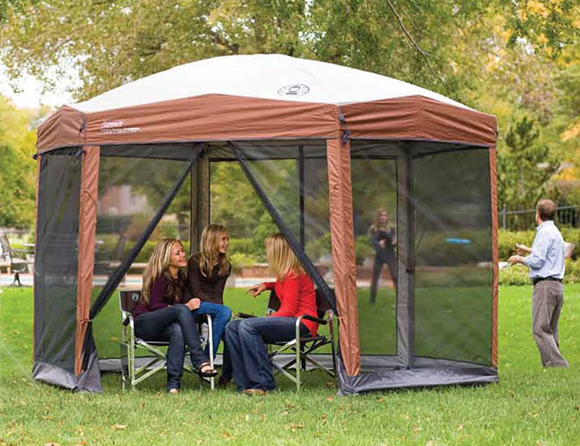 best canopy tents