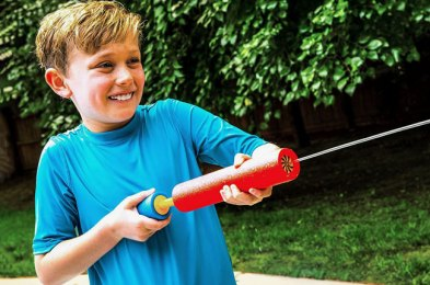 take water fights to the next level with the best water guns you can buy right now