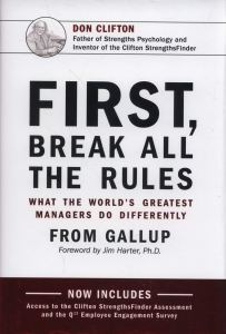 first, break all the rules, best business books