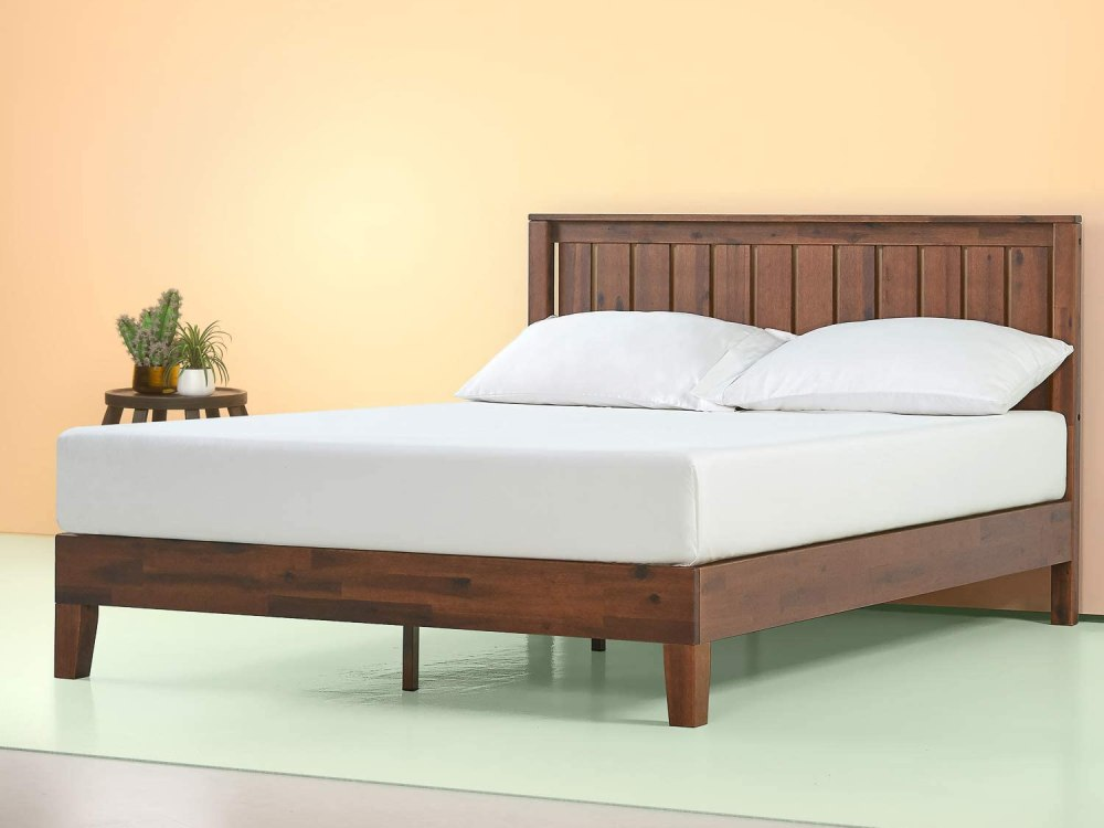 The Best Full Size Bed Frames On Amazon Spy