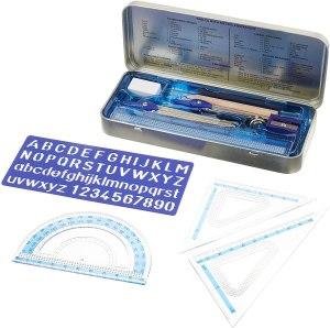 geometric ruler sets