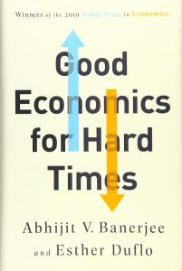 Good Economics for Hard Times, best business books