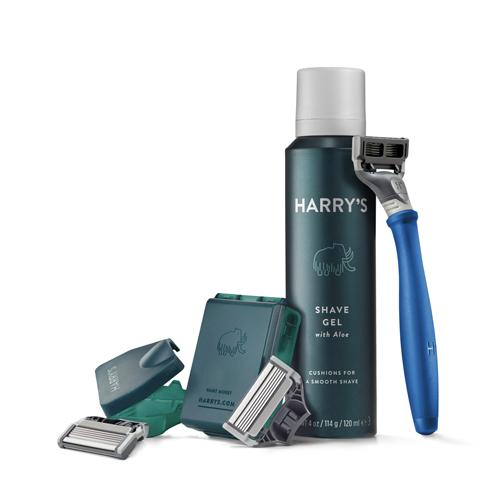 harrys truman shaving kit