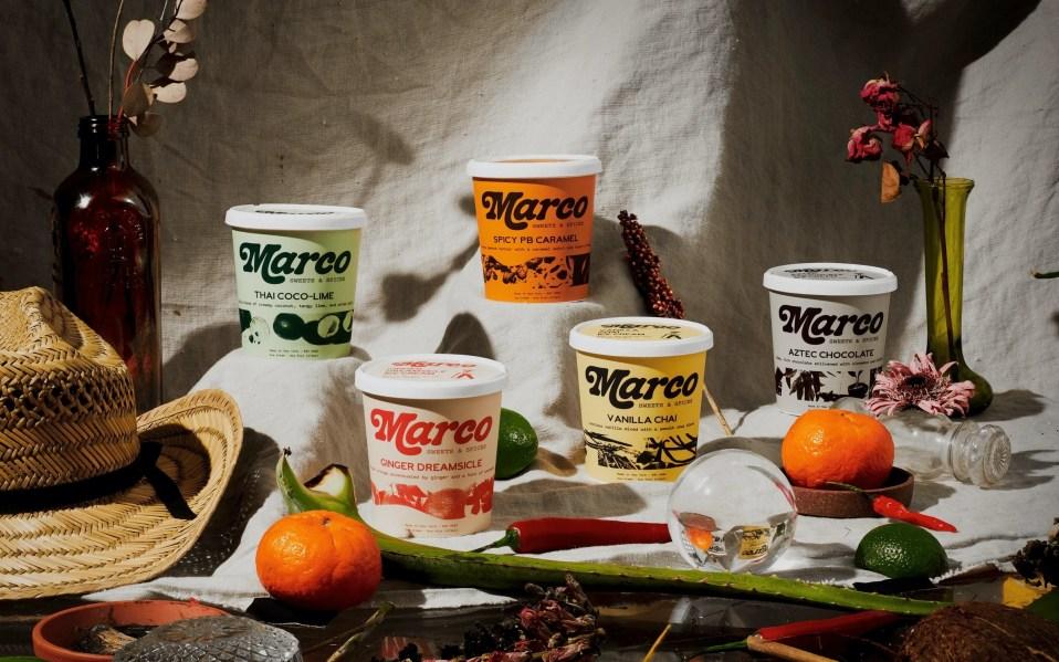 Marco Ice Creams
