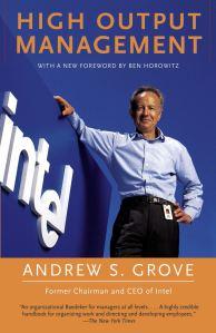 high output management, best business books