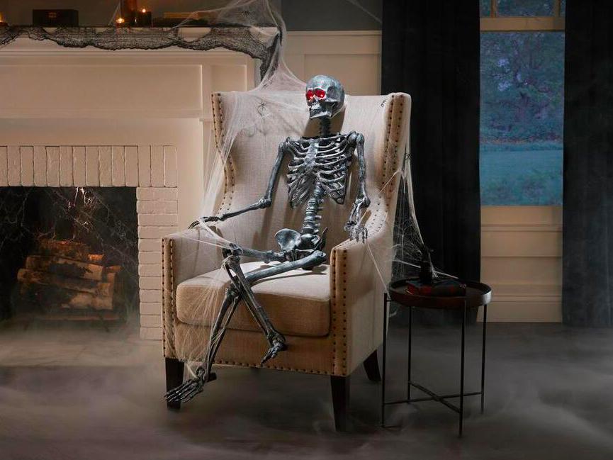 home depot skeleton