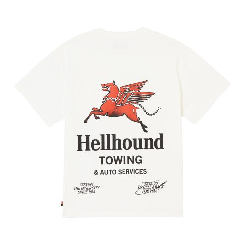 honor the gift - hellhound towing t-shirt