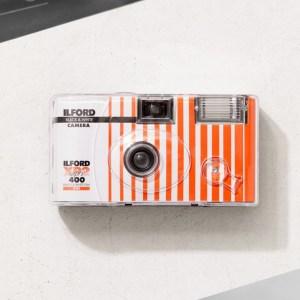 Ilford XP2 Super Single Use Disposable Camera